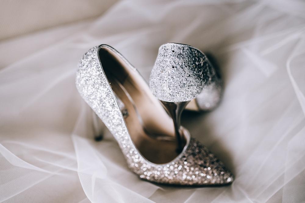 Los 8 mejores tacones por menos de $40 para combinar con tu vestido de novia