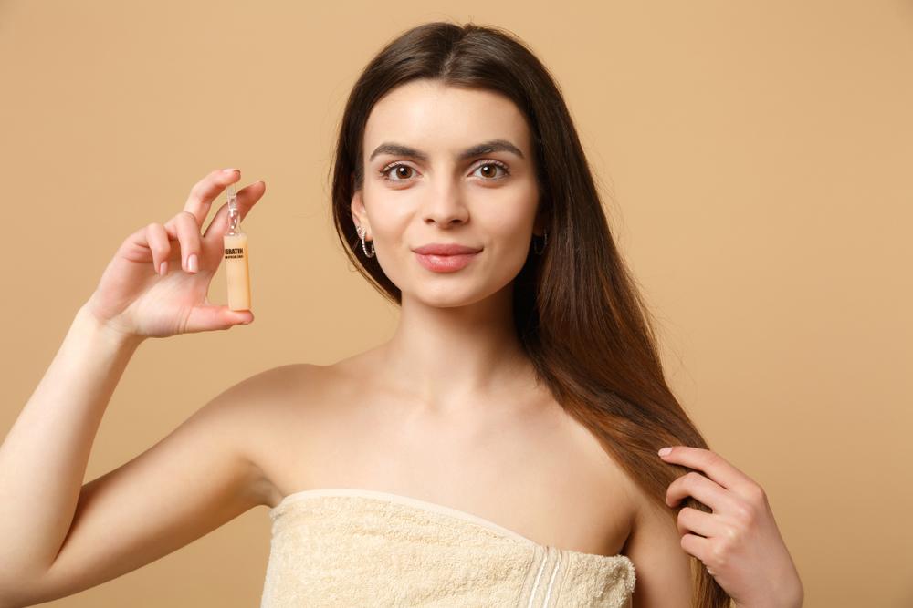 3 ampollas para engrosar y hacer más resistente al cabello de cualquier daño
