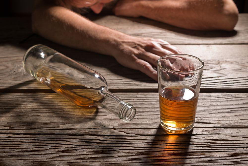 El alcohol puede provovar estragos.