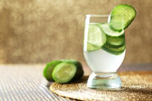Poderoso remedio de pepino para la retención de líquidos