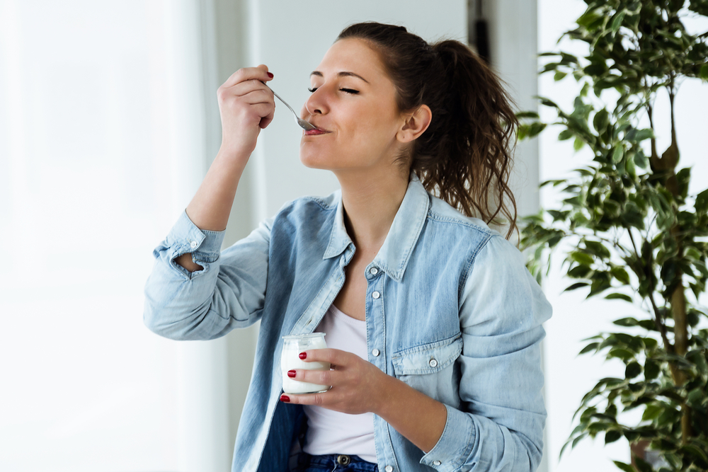 yogurt desayuno