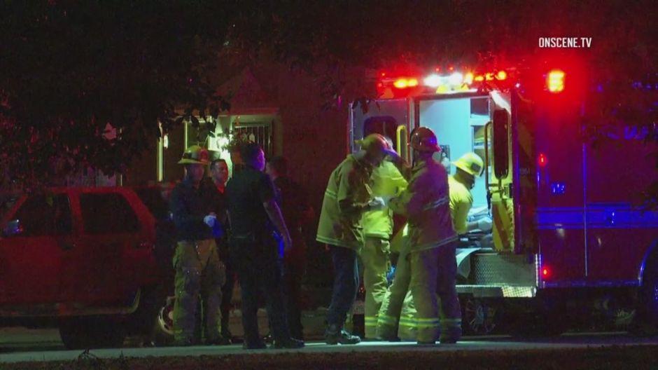Policía hiere a un hombre durante tiroteo en el Sur de Los Ángeles