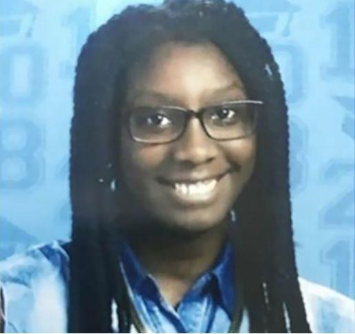 Taliyah Johnson de 14 años.