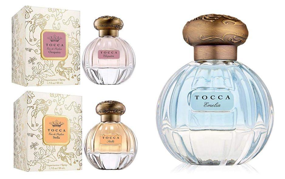 Los 4 mejores perfumes marca Tocca para mujeres coquetas y elegantes