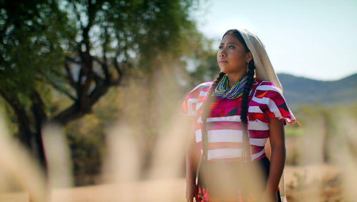 Yalitzia Aparicio invita a La Guelaguetza 2019, el 22 y 29 de julio en Oaxaca.