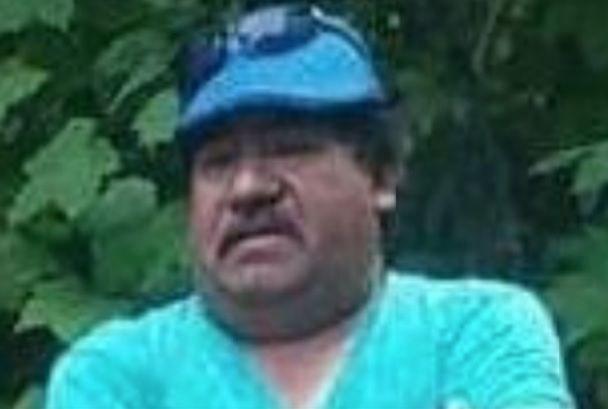 Ygnacio Villalobos de 50 años.