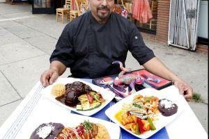 Inmigrante triunfa en Los Ángeles con la comida oaxaqueña gourmet
