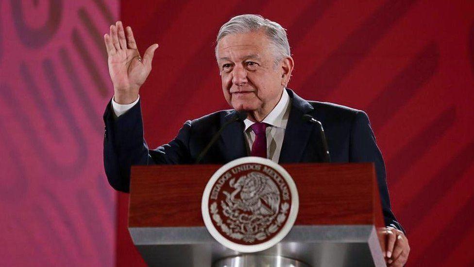 López Obrador dice que ha bajado el 30% el flujo de migrantes hacia EEUU