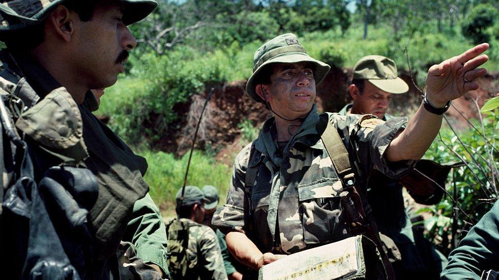 Nayib Bukele: el presidente de El Salvador ordena retirar de un cuartel el nombre del militar detrás de la Masacre del Mozote