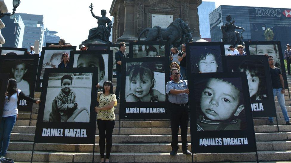 Incendio en la guardería ABC: los padres que aún buscan justicia en México 10 años después