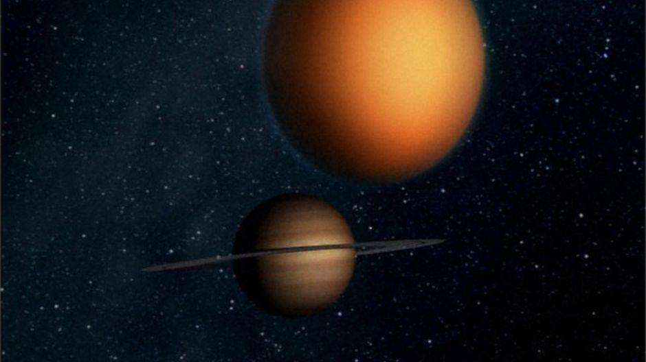 Cómo es Titán, el satélite de Saturno que es lo más parecido a la Tierra que existe en el Sistema Solar