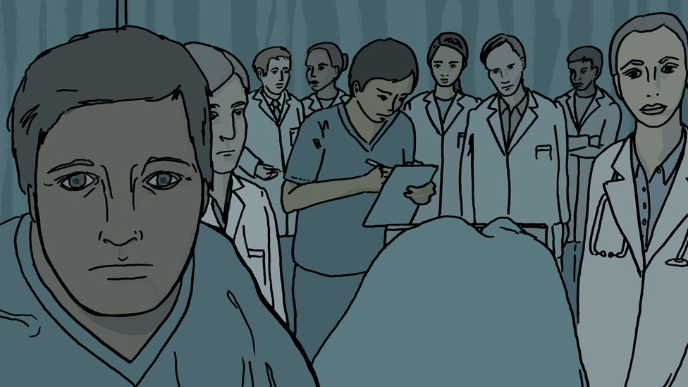 Los médicos se sorprendieron al conocer un caso de tétanos.