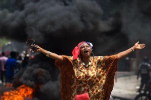 """""""PetroCaribe challenge"""", el reto viral en Haití que impulsó la última ola de protestas"""