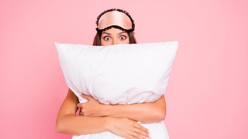 ¿Te cuesta conciliar el sueño?