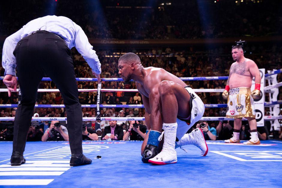 El triunfo de Ruiz Jr. sobre Joshua, una sorpresa gigante del boxeo.