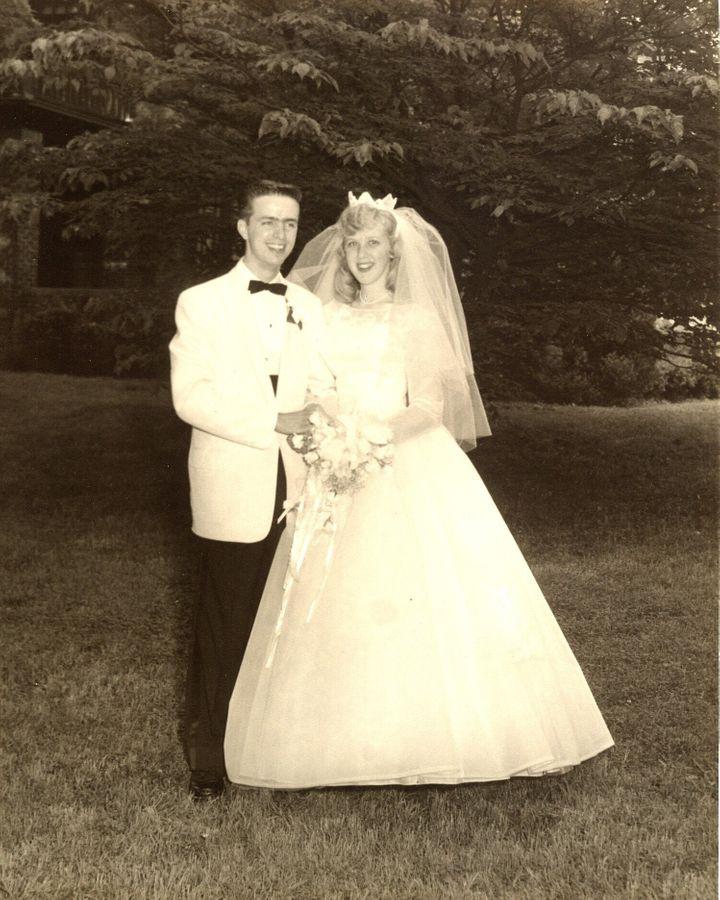 Celebran su 60 aniversario de boda de una forma increíble