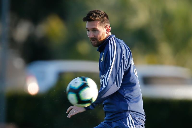 Messi confiesa las posibilidades de Argentina de ganar la Copa América