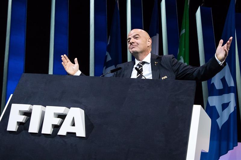 Entre amores y odio, Gianni Infantino fue reelegido como presidente de la FIFA