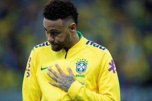 Revelan la conversación en WhatsApp entre Neymar y Najila