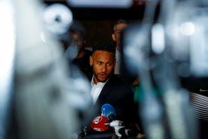 """Neymar es interrogado 5 horas: """"La verdad aparece tarde o temprano"""""""
