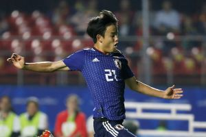 Takefusa Kubo, el 'Messi japonés' que levanta expectativa en la Copa América