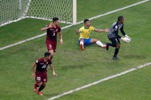 Venezuela y el VAR se le atragantan a Brasil en la Copa América