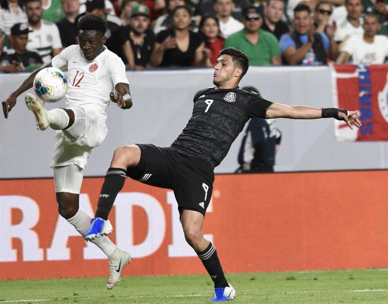 El dato por el que CONCACAF enaltece a Raúl Jiménez en la Copa Oro