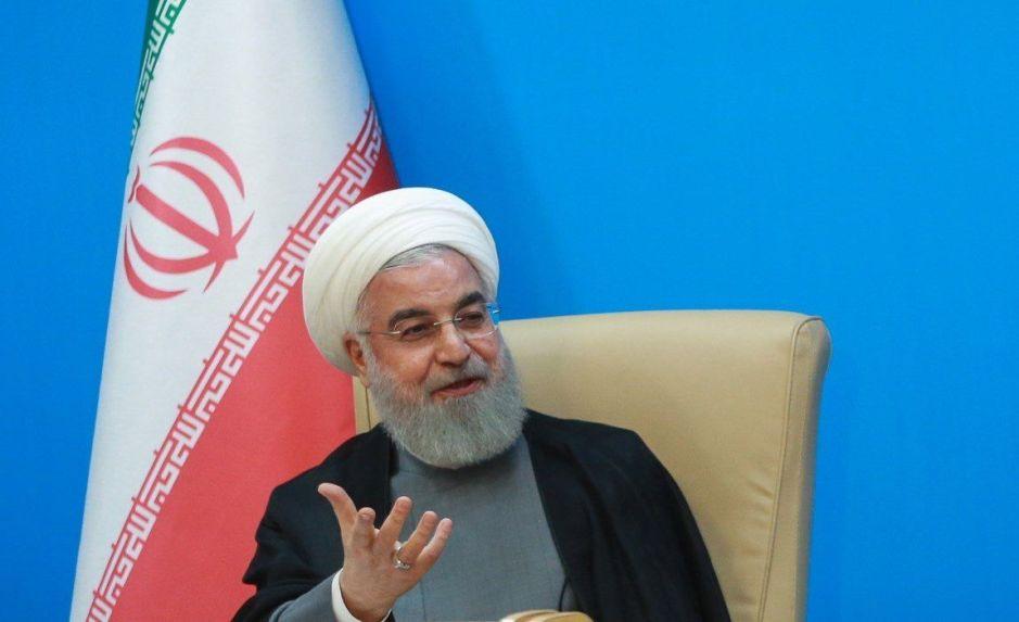 """Presidente de Irán califica a Trump como """"retrasado mental"""" y afirma que EEUU no quiere negociar"""