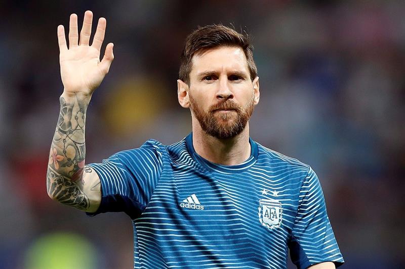Niño brasileño se llama Lionel Messi y se vuelve famoso en redes