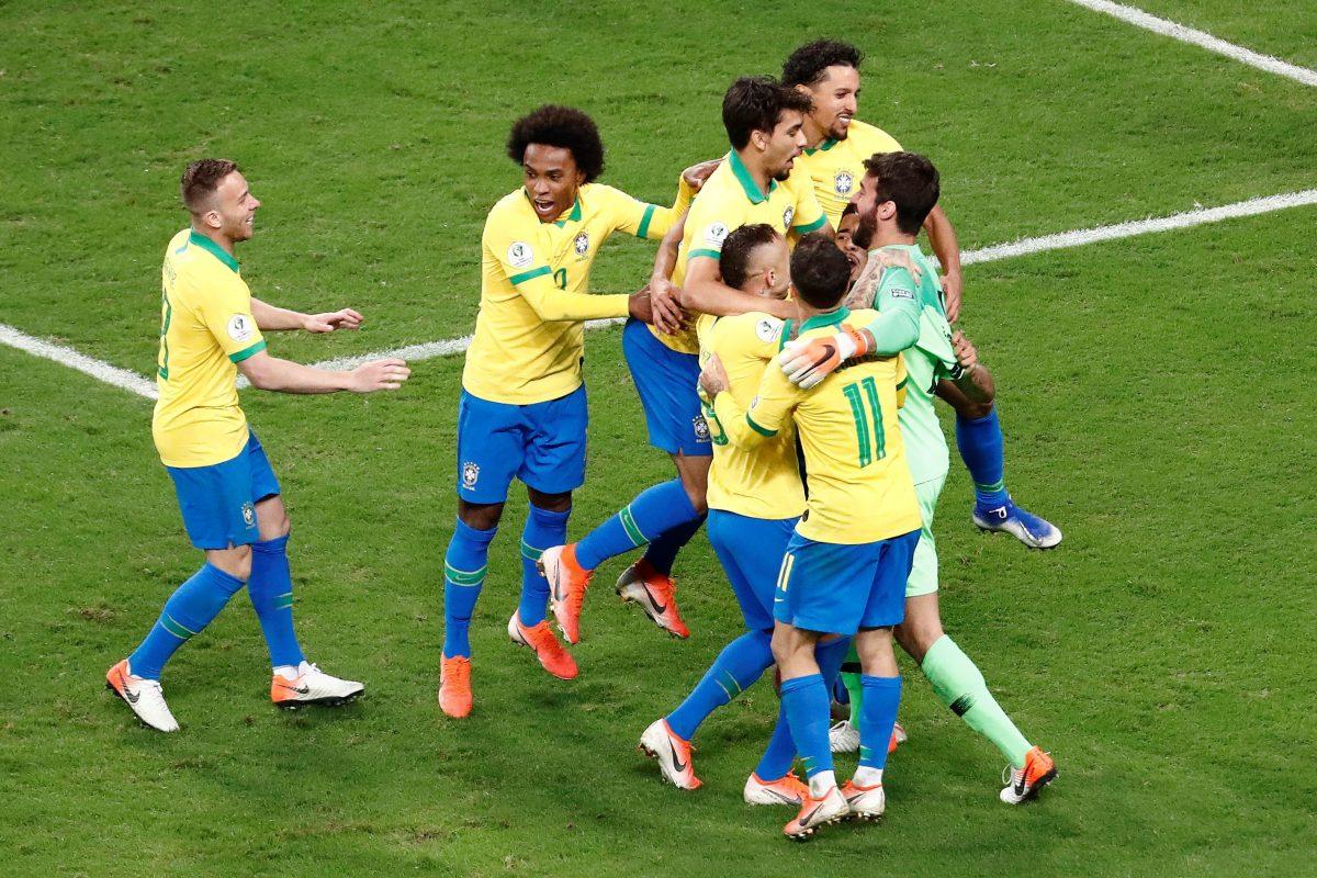 Brasil supera a Paraguay en los penaltis y ya es semifinalista de la Copa América