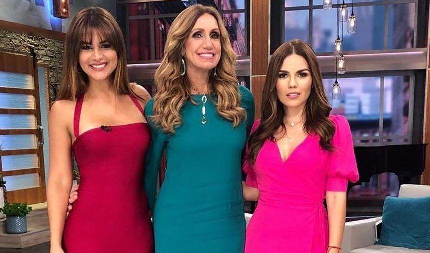 Reportera de El Gordo y la Flaca en Univision es la chica del bikini rosa