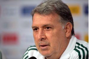"""Copa Oro: el """"Tata"""" Martino espera que el Tri mantenga la misma intensidad"""