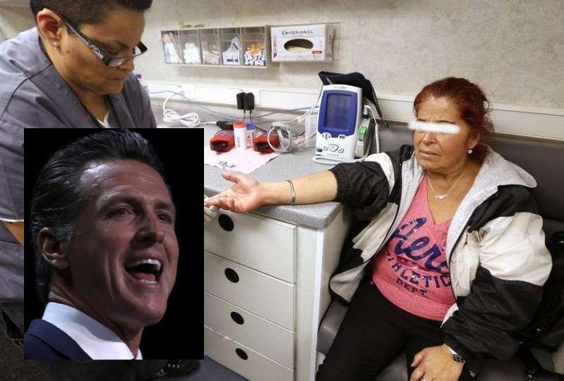 California a un voto de ofrecer seguro de salud para indocumentados