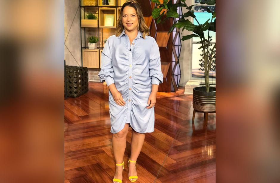 Adamari López reacciona ante brutales críticas por vestidos en 'Un nuevo día'