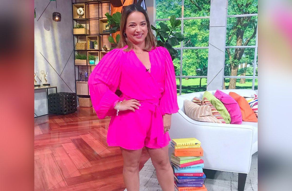 Adamari López: Críticas feas y ofensivas por su atuendo de mangas holgadas en 'Un nuevo día'