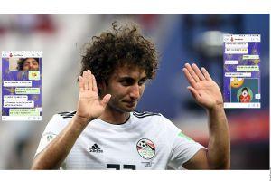 Mexicana denuncia acoso sexual del futbolista egipcio Amr Warda