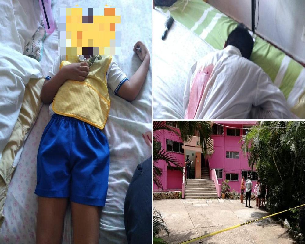 Narcos asesinan a familia entera; sicarios incluso le arrebatan la vida a una niña