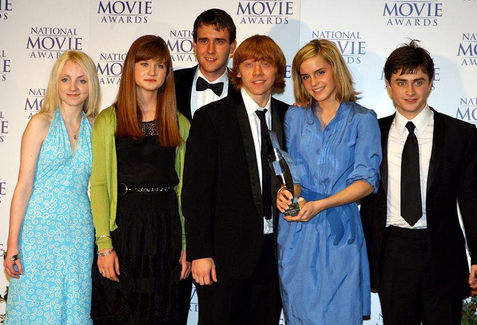 Circulan supuestas fotos íntimas de actriz de la saga Harry Potter