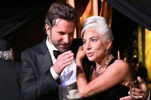 Circulan fotos de Lady Gaga saliendo de la casa de Bradley Cooper