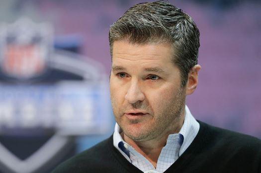Los Houston Texans despiden sorpresivamente a su gerente general Brian Gaine