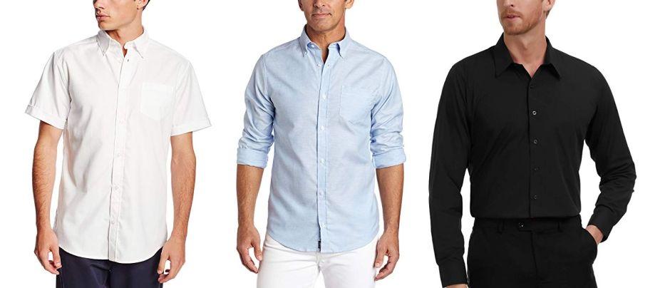 5 camisas de vestir para regalar en el Día del Padre que harán lucir muy bien a papá