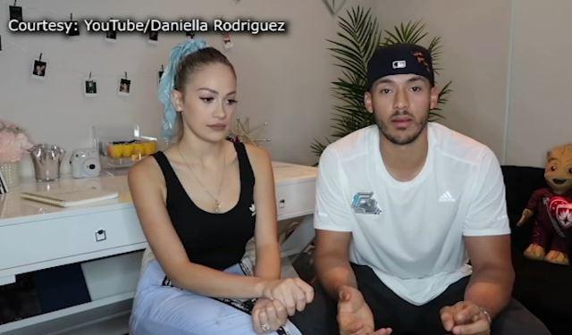Carlos Correa y su prometida, Daniella Rodríguez, publicaron un video en su canal de You Tube..