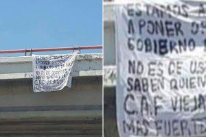 Cártel de Tijuana reaparece, en narcomantas anuncia llegada de vieja escuela