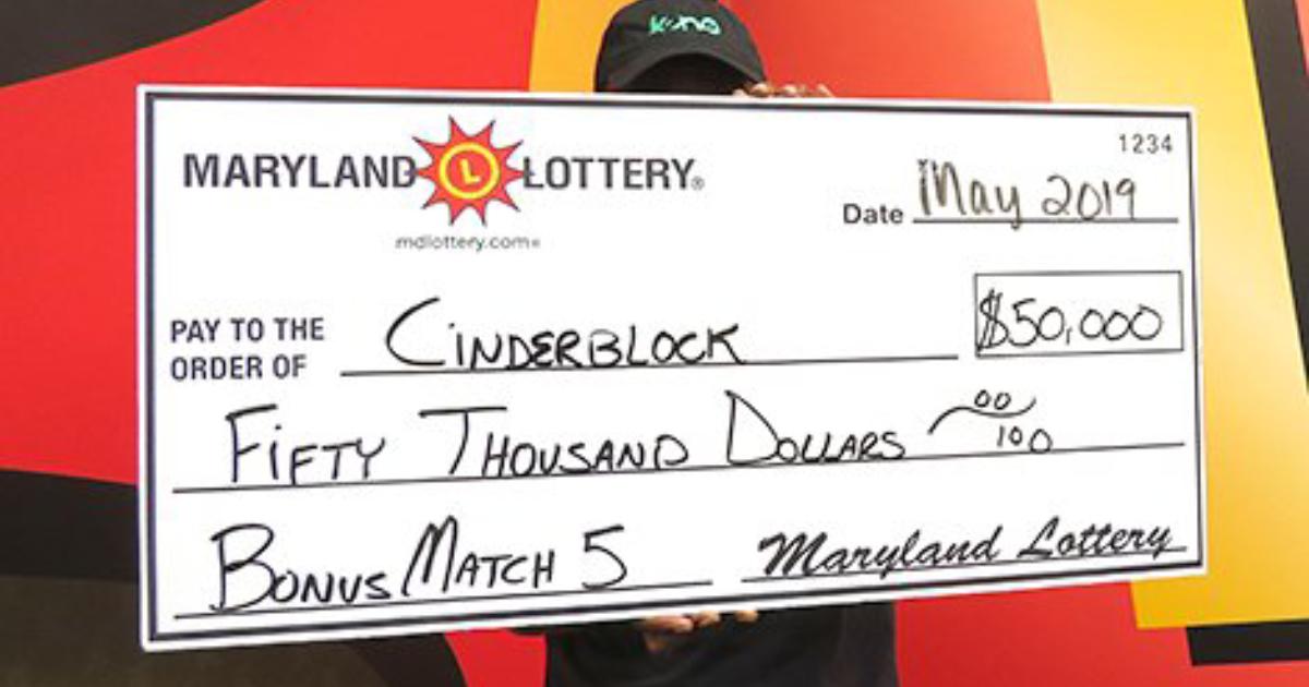 El ganador de la Lotería de Maryland prefirió no darse a conocer.