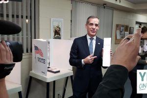 Votantes angelinos dicen no a la Medida EE