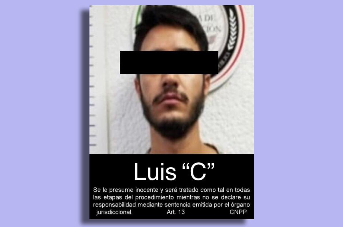 """Luis 'C', es hijo del narco Amado Carrillo, """"El señor de los cielos""""."""