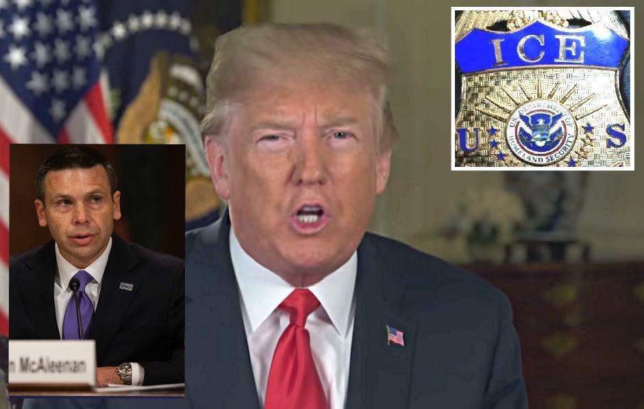 ¿Director de DHS saboteó a Trump con el inicio de las redadas de ICE?