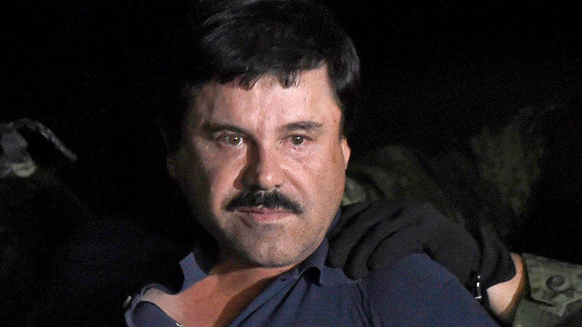 El Chapo y el gobernador de Tamaulipas, así los acusó la DEA de haberse reunido