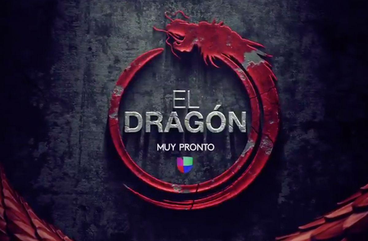 Univision inicia promo de 'El Dragón', serie del autor de 'La Reina del Sur'