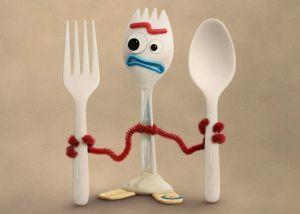 Quién es Forky, la nueva estrella de Toy Story